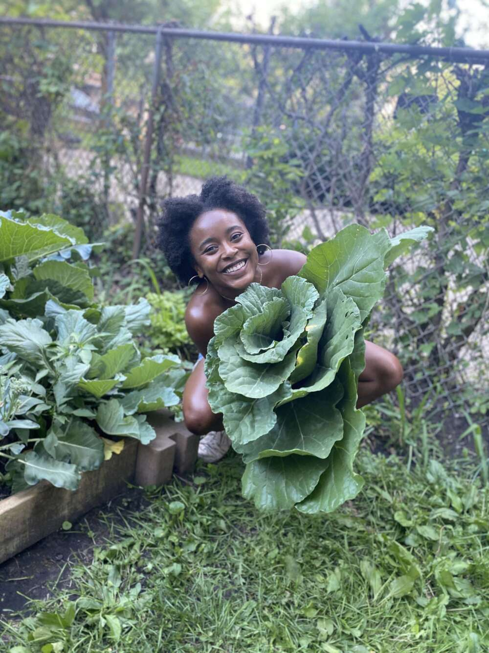 Why gardening is the GOAT!